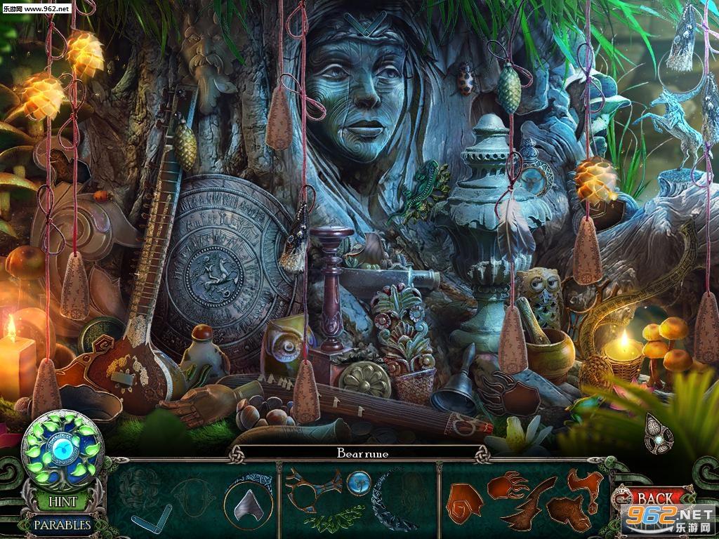 游戏下载 其它游戏 → 黑暗寓言11:天鹅公主和巨树 中文版  1/4