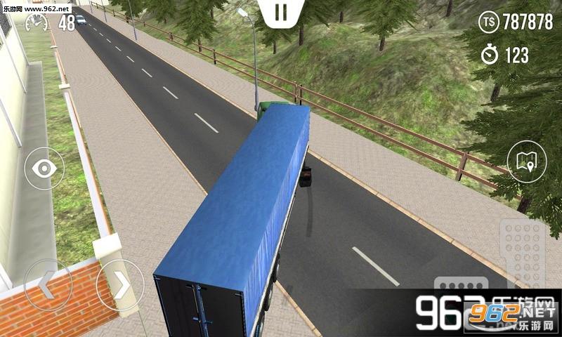 大卡车司机无限金币破解版v1.2_截图1