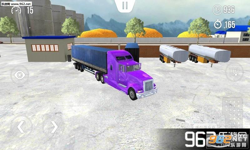 大卡车司机无限金币破解版v1.2_截图3