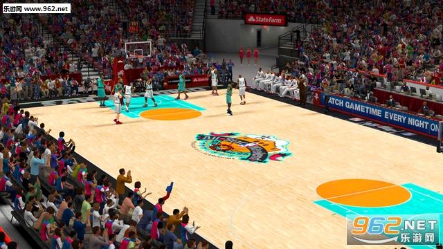 3D国际篮球明星赛(3D International Basketball Star Cup)v1.0_截图0