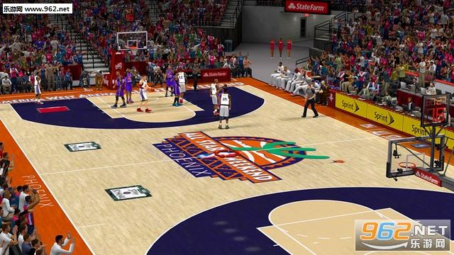 3D国际篮球明星赛(3D International Basketball Star Cup)v1.0_截图2