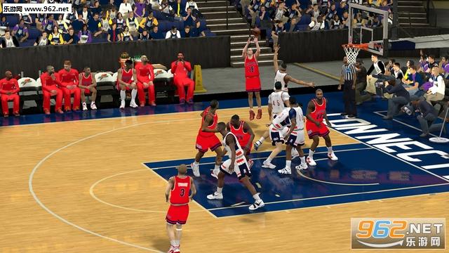 3D国际篮球明星赛(3D International Basketball Star Cup)v1.0_截图3