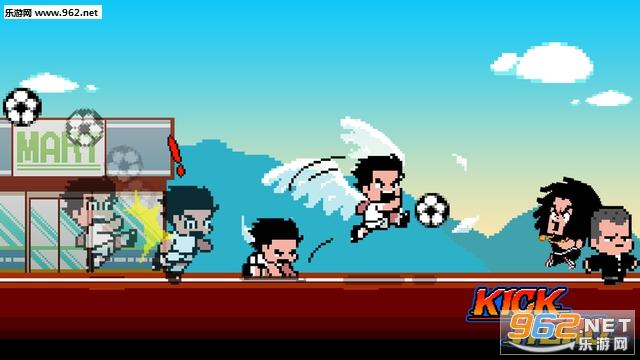 爆射英雄(Kick Hero)中文版v1.00_截图1