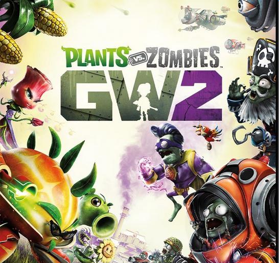 植物大战僵尸:花园战争2苹果版