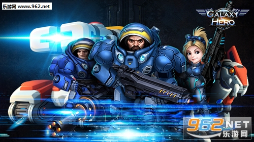 Galaxy Hero银河英雄破解版v0.2.110292截图3