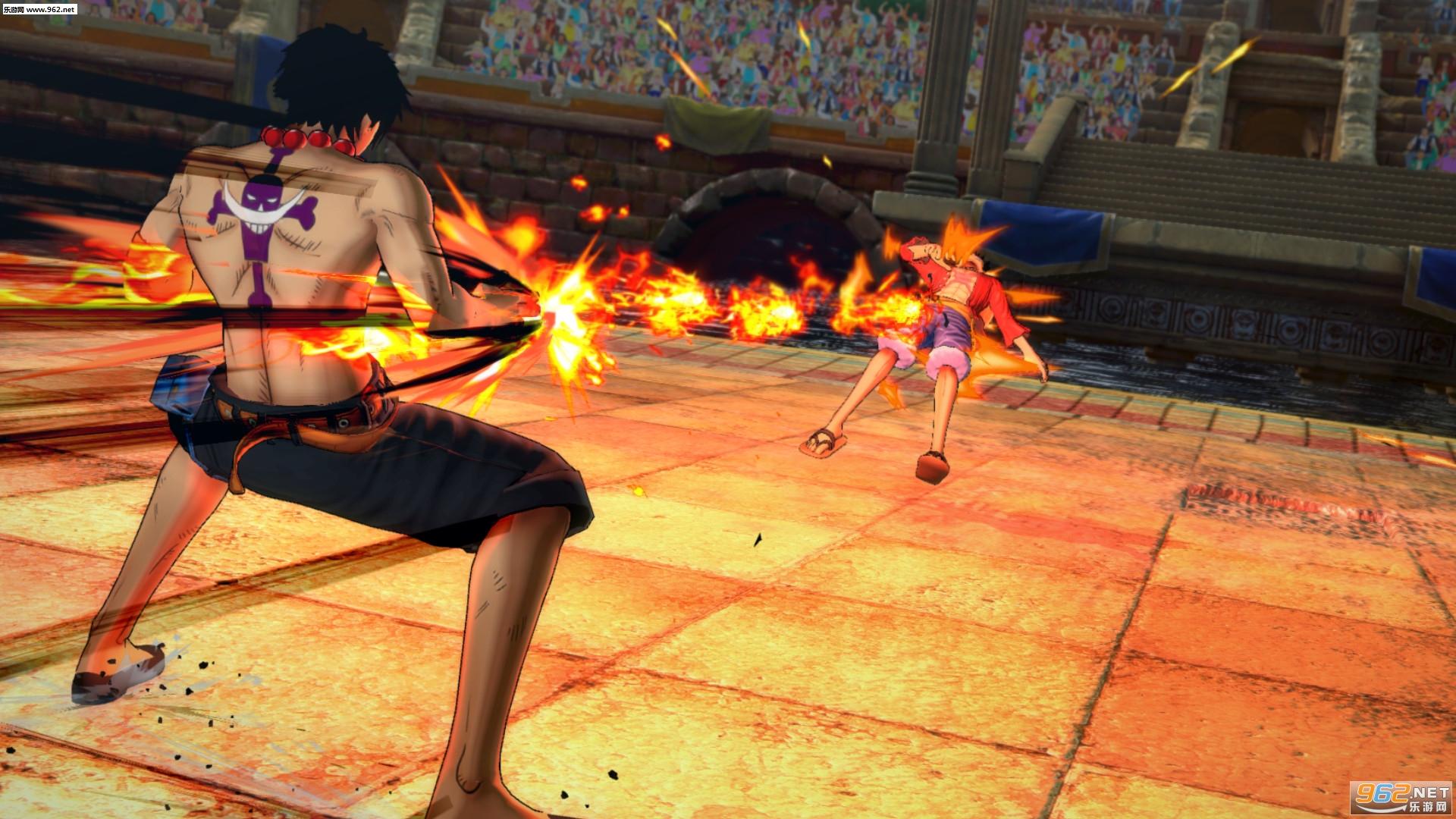 海贼王:燃烧之血截图0
