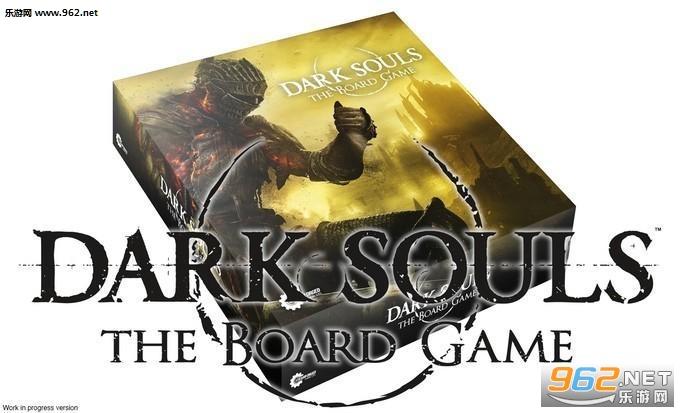 黑暗之魂3桌游官方版[预约]截图0