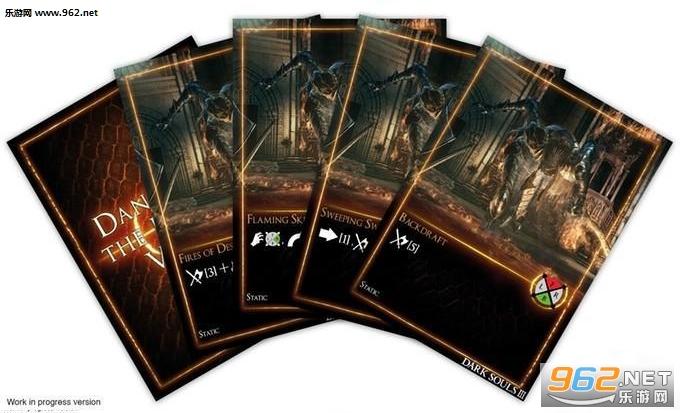 黑暗之魂3桌游截图1