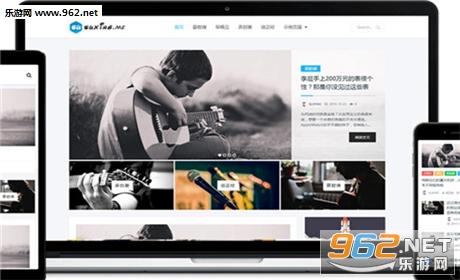 WordPress官方中文版v4.5_截�D1