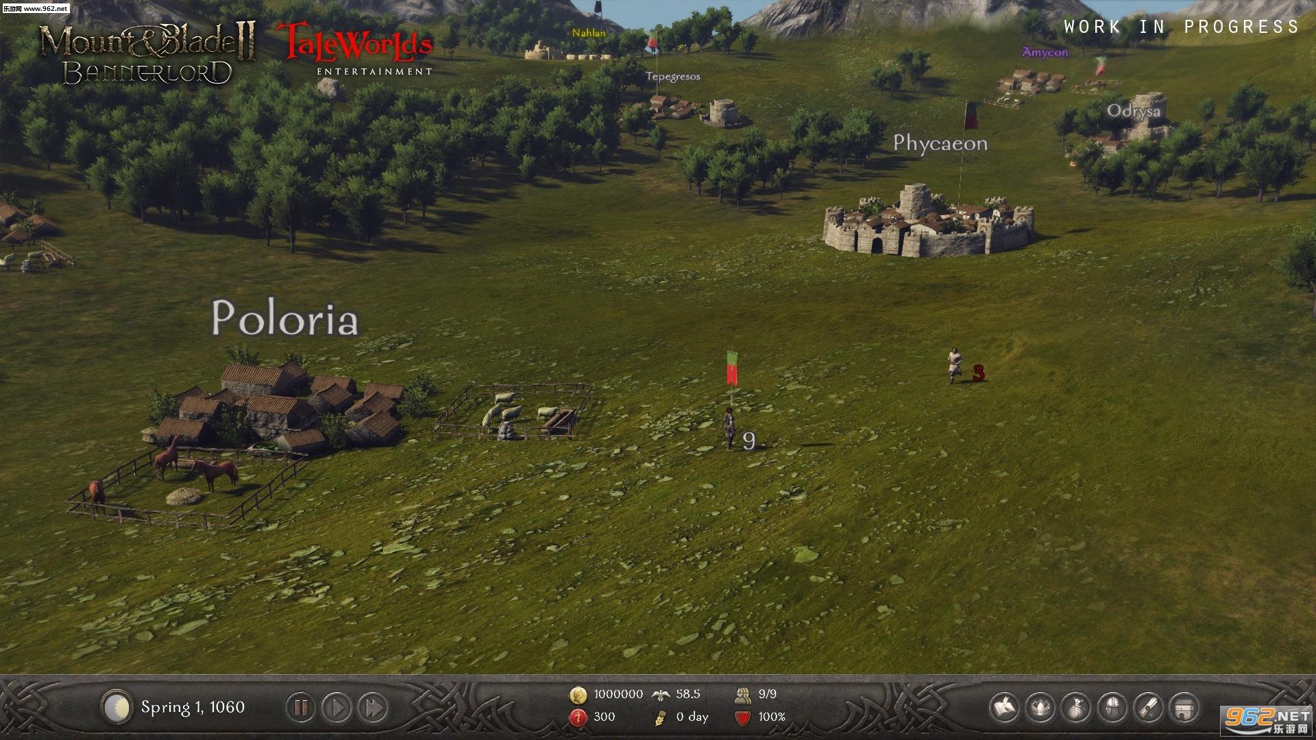 骑马与砍杀2中文版测试版1.0[预约]截图0