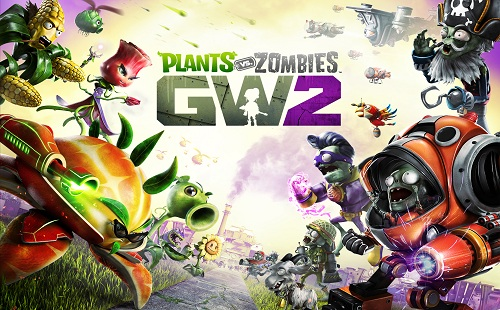 EA开恩植物大战僵尸:花园战争2免费试玩 免费下载地址