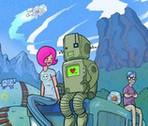 女孩爱机器人手机版
