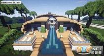 我的房子超华丽的现代海滨别墅v房子外形别墅世界图片