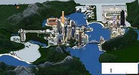 我的世界模拟城市mod