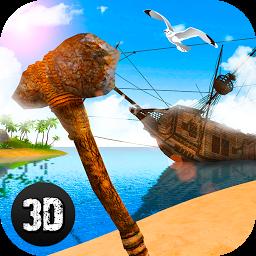 海盗岛生存3d中文版v1.3
