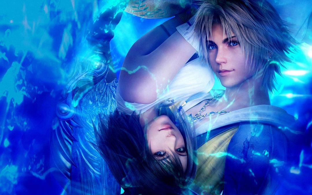 最终幻想x最终幻想x-2高清重置版修改器+12