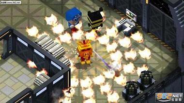 方块战役:战争英雄角色解锁版v1.0.1_截图1