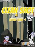 卡通风格的僵尸踢球类动作休闲手 投球技巧也是不能少的.图片