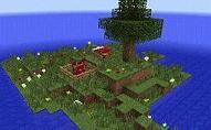 我的世界1.7.2海岛生存地图