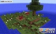 我的世界1.7.2海岛生存地图下载 我的世界海岛生存地图 含攻略图片