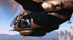 辐射4飞鸟直升机MOD