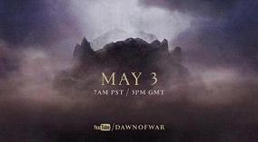 世嘉战锤40K系列新作《战争黎明》即将公布