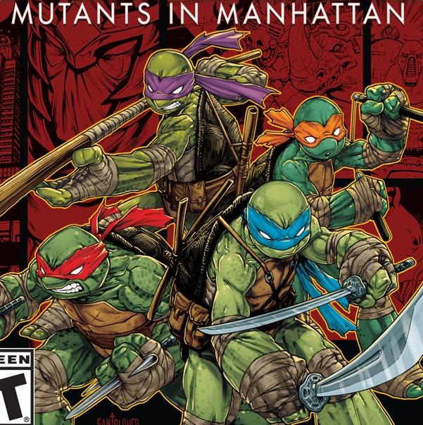 忍者神龟:曼哈顿突变手机版