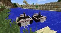 我的世界蒸汽飞艇MOD