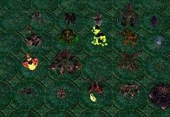 游戏将防御建筑转变为兵种模型