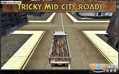 木材货物运输车免谷歌破解版(模拟运输驾驶)v1.6_截图1