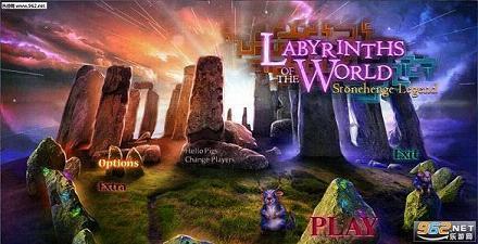 世界迷宫4:巨石传说中文典藏版截图0