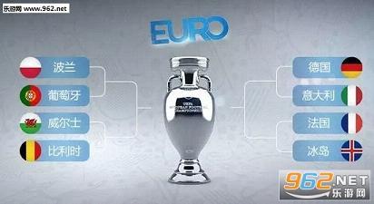 2016欧洲杯8强对战时间表 1\/4决赛赛程