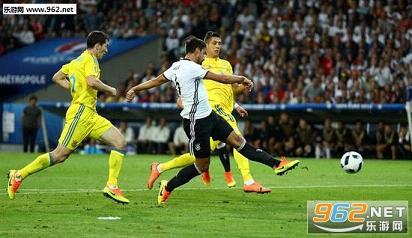 2016欧洲杯德国vs乌克兰视频回放