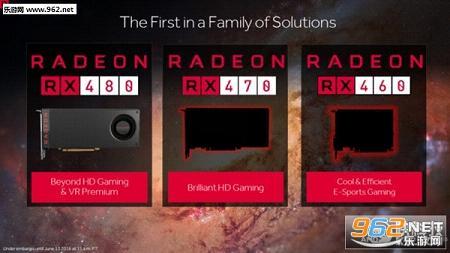 千元A卡RX 470性能首曝:GTX 970彻底尴尬了