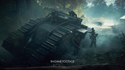 《战地1》E3 2016实机演示视频 特效爆炸 买买买