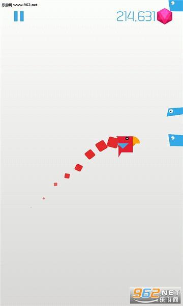 呆鸟爬墙无限宝石破解版v1.0.0_截图1