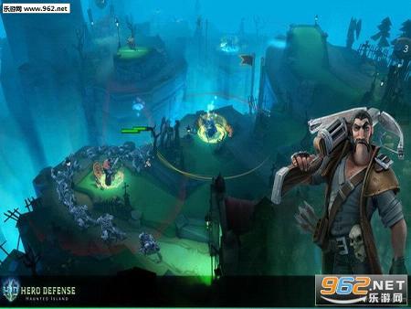英雄防御之幽魂岛v1.2.5中文硬盘版截图3