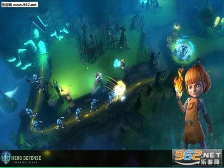 英雄防御之幽魂岛v1.2.5中文硬盘版截图4
