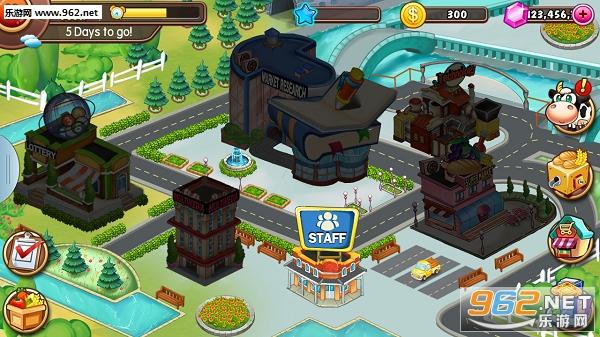 开心农场:糖果节无限宝石金币修改版v2.0截图0