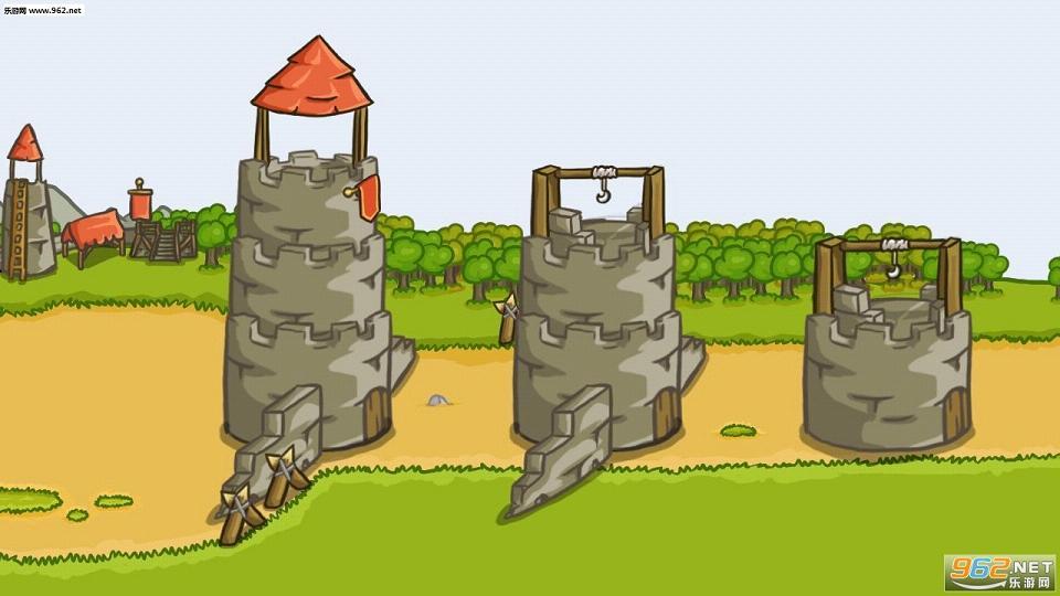 成长城堡1.3.7无限金币破解版安卓新版_截图2