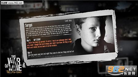这是我的战争:孩子们(The Little Ones)DLC中文破解版截图4