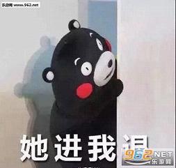 放假在家不被妈妈嫌弃之熊本熊搞笑表情下载黄子韬无表情水印包
