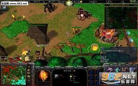 魔兽地图 英雄之战7.6nx1(隐藏英雄+攻略)
