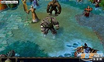 魔兽地图魔域战场1.21最新版