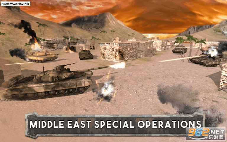 坦克大战:军团战3D无限金币破解版v1.0截图1