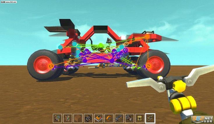 《我的世界》的建造类沙盒游戏,本作与mc不同的是主打机械风,玩家可以图片