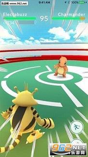 pokemon go提示go our servers are expe修复版[预约]_截图2