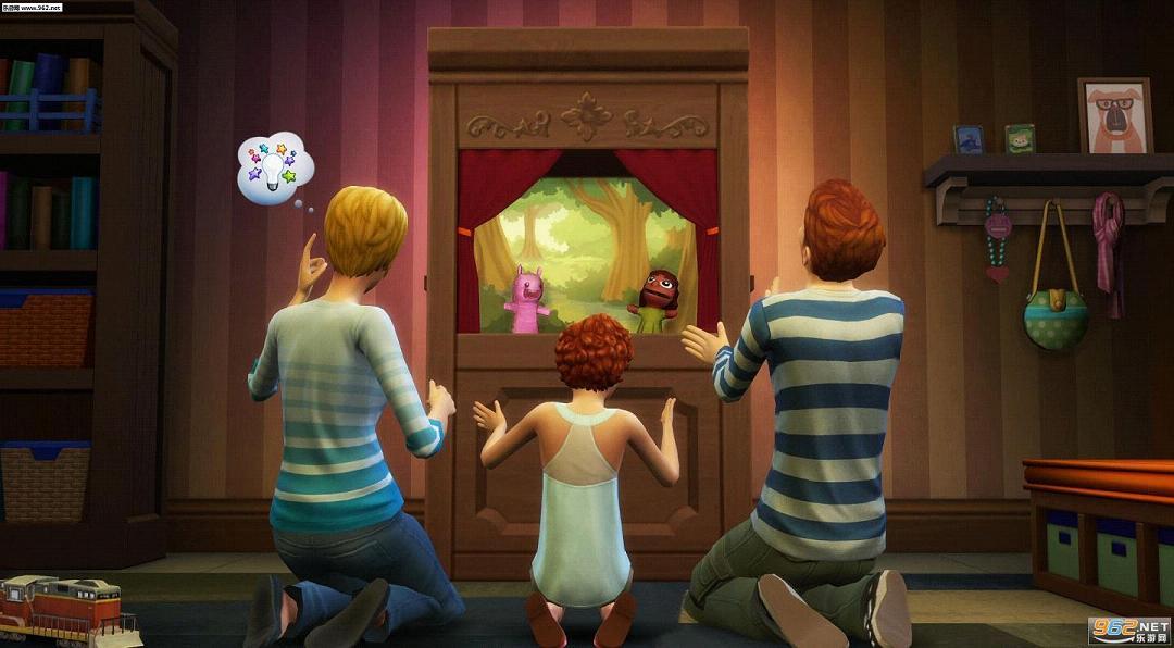 模拟人生4:童乐房间截图2
