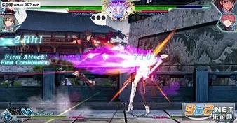 光明格斗:刀锋对决ex截图0