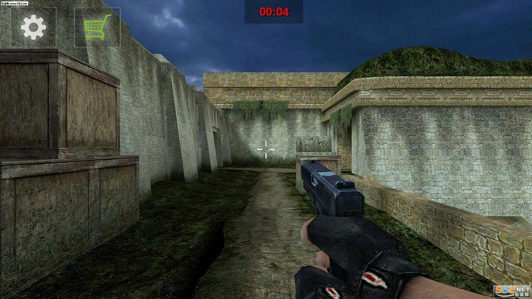 二战射击无限金币破解版v1.1.63截图2